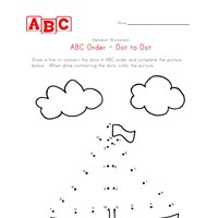 abc sail boat dot-to-dot