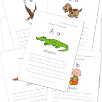 Handwriting Worksheets For First Grade Word Alphabet Worksheets For Preschool Children  All Kids Network Excel Worksheet Protection Removal with Topic Sentences Worksheet Excel  Multiply By 4 Worksheets
