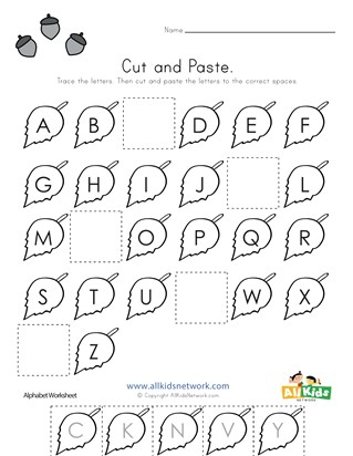 Fall worksheets for kids all kids network spiritdancerdesigns Choice Image