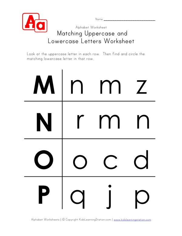 Stupendous Letter Worksheets Uppercase And Lowercase M N O And P Download Free Architecture Designs Scobabritishbridgeorg