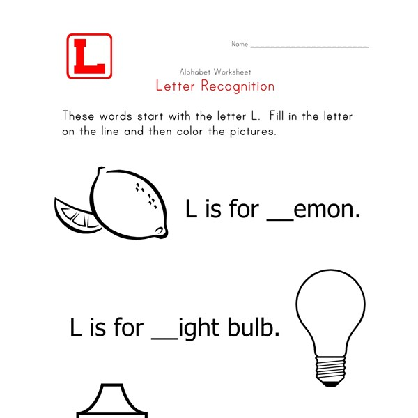 2 letter words with l letter l alphabet recognition worksheet all network 20033 | words letter l thumbnail 2b45913e f846 4684 8af4 8fbf2a879857 600x600