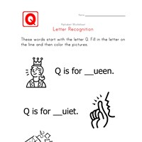 Words that start with the letter Q