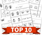 Top 10 1st Grade Left and Right Kids Activities