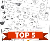 Top 5 2nd Grade Fruit Kids Activities