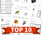 Top 10 2nd Grade Identify the Beginning Sound Kids Activities