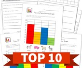 Top 10 2nd Grade Reading a Graph Kids Activities