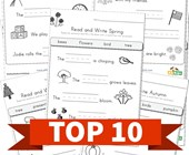 Top 10 2nd Grade Reading Readiness Kids Activities