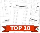 Top 10 3rd Grade Fractions Kids Activities