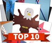 Top 10 4th of July Crafts