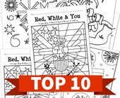 Top 10 4th of July Printable Activities