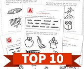Top 10 Alphabet Letter Recognition Kids Activities