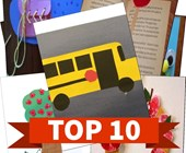 Top 10 Back to School Crafts
