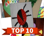 Top 10 Bugs Crafts