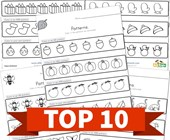 Top 10 Color the Patterns Kids Activities