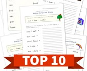 Top 10 Compound Words Kids Activities