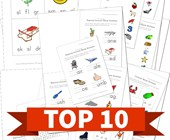 Top 10 Consonant Blends Kids Activities
