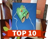 Top 10 Dress Up Themed Crafts