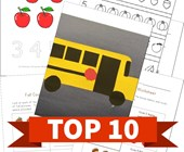 Top 10 Fall Math Kids Activities