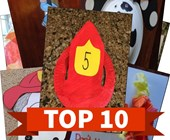 Top 10 Fire Safety Crafts