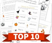Top 10 Halloween 2nd Grade Kids Activities