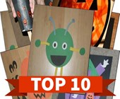 Top 10 Halloween Crafts