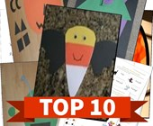 Top 10 Halloween Preschool Kids Activities