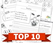 Top 10 Halloween Reading Kids Activities