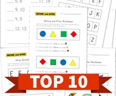 Top 10 Kindergarten Before and After Kids Activities