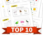 Top 10 Kindergarten Between Kids Activities