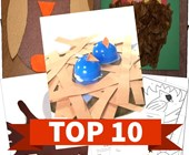 Top 10 Kindergarten Birds Kids Activities