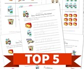 Top 5 Kindergarten Dairy Kids Activities