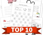 Top 10 Kindergarten Letter O Kids Activities