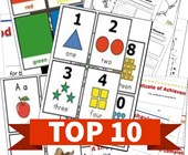 Top 10 Kindergarten Teaching Resources