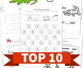 Top 10 Letter A Kids Activities