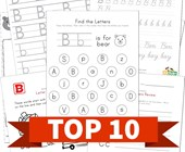 Top 10 Letter B Kids Activities