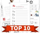 Top 10 Letter E Kids Activities