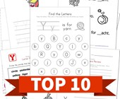 Top 10 Letter Y Kids Activities