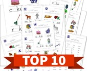 Top 10 Long Vowel Kids Activities