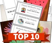 Top 10 Mother's Day Kids Activities