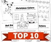 Top 10 Numbers 1 - 10 Kids Activities