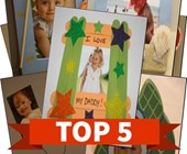 Top 5 Picture Frames Themed Kids Activities