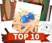 Top 10 Preschool Birds Kids Activities