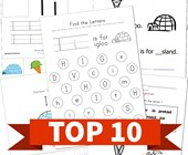 Top 10 Preschool Letter I Kids Activities