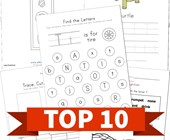 Top 10 Preschool Letter T Kids Activities