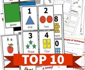 Top 10 Preschool Teaching Resources