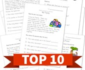 Top 10 Reading Comprehension Kids Activities