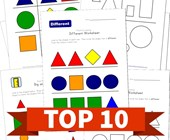 Top 10 Shape Themed Kids Activities