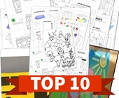 Top 10 Shapes Kids Activities