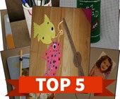 Top 5 Sports Themed Crafts