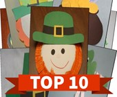 Top 10 St. Patrick's Day Crafts